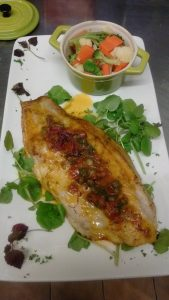 Pan Fried Dover Sole